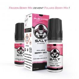 Berry Mix 10ml Salt E-Vapor by Le French Liquide (TPD FRANCE)