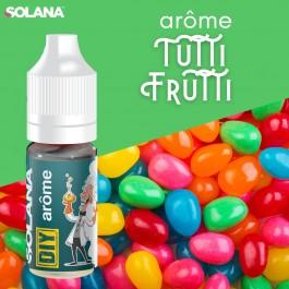 Concentré Tutti Frutti 10ml Solana (10 pièces)