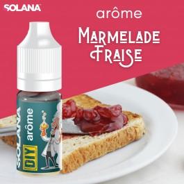 Concentré Marmelade de Fraise 10ml Solana (10 pièces)