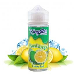 Lemon & Lime Ice 100ml Fantango by Kingston