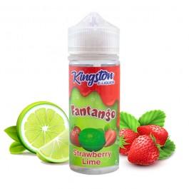 Strawberry Lime 100ml Fantango by Kingston