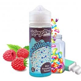 Blue Raspberry Flavor 100ml Gazillions by Kingston