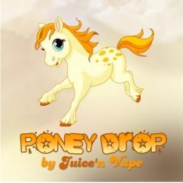 Concentré Poney Drop Juice'n Vape (10 pièces)