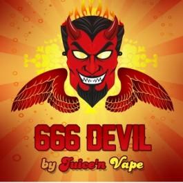 666 Devil Juice'n Vape (10 pièces)
