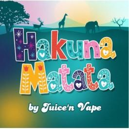 Concentré Hakuna Matata Juice'n Vape (10 pièces)