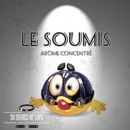 Concentré Le Soumis 30 ml 50 Shades of Vape
