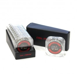 316L SS Wire 28 AWG Coil Master