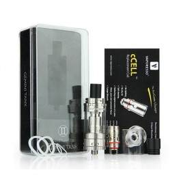 Vaporesso Gemini cCELL SS316 Tank - 3ml
