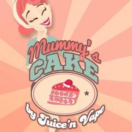 Concentré Mummy's Cake Juice'n Vape (10 pièces)