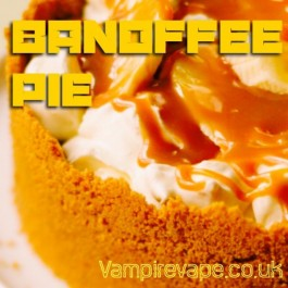 Banoffee Pie 10 ml Vampire Vape