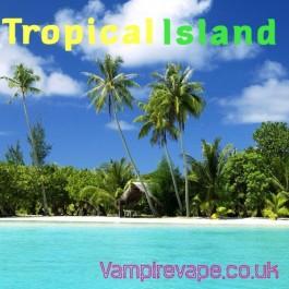 Tropical Island 10 ml Vampire Vape