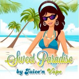 Concentré Sweet Paradise Juice'n Vape (10 pièces)