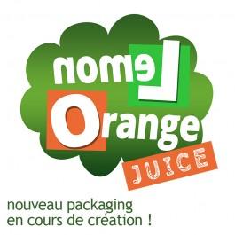 Liquide Lemon Orange Juice 30 ml
