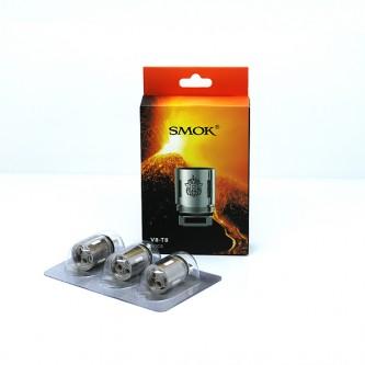 Résistances TFV8 V8-T8 (0.15) Smok (pack de 3)