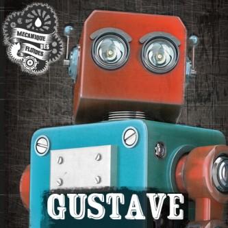 Gustave 20ml Mécanique des Fluides (6 pièces)