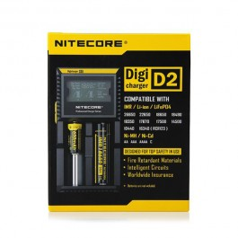 Chargeur D2 Nitecore