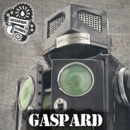 Gaspard 20ml Mécanique des Fluides (6 pièces)
