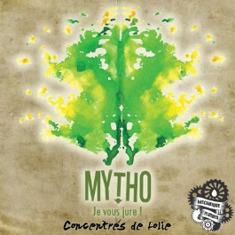 Mytho 10ml Concentrés de folie (12 pièces)