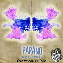 Parano 10ml Concentrés de folie (12 pièces)