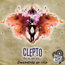 Clepto 10ml Concentrés de folie (12 pièces)