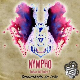 Nympho 10ml Concentrés de folie (12 pièces)
