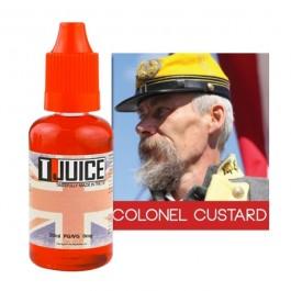 Concentré Colonel Custard T 30ml TJuice (5 pièces)