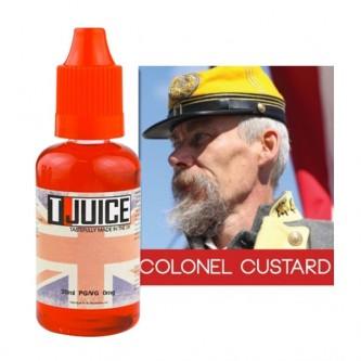 Concentré Colonel Custard 30ml TJuice (5 pièces)