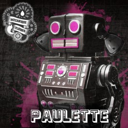 Paulette 20ml Mécanique des Fluides (6 pièces)