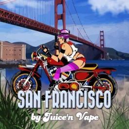 Concentré San Francisco Juice'n Vape (10 pièces)