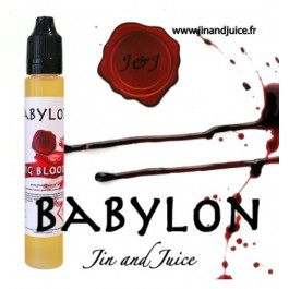 Babylon 30ml Jin and Juice (5 pièces)