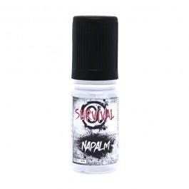 Napalm 10ml Survival Alpha (12 pièces)
