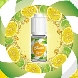Sparkling Lemon 10ml Choops Liquids (5 pièces)