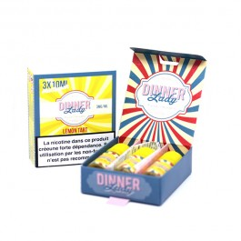 Lemon Tart 3x10ml Dinner Lady
