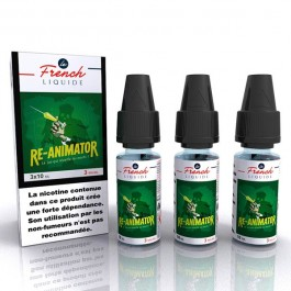 Re-Animator 3x10ml Le French Liquide (6 pièces)