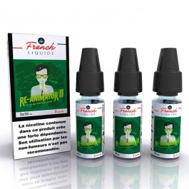 Re-Animator 2 3x10ml Le French Liquide (6 pièces)