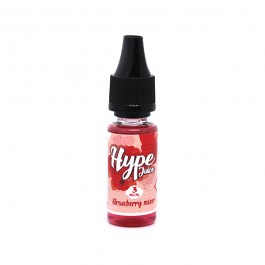 Strawberry Mixer 10ml Hype Juice (10 pièces)
