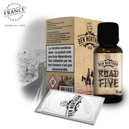 Road Five 10ml Ben Northon (10 pièces)