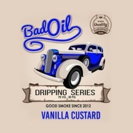 Vanilla Custard 10ml Badoil (10 pièces)