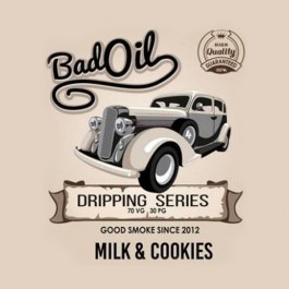 Milk and Cookies 10ml Badoil (10 pièces)