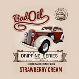Strawberry Cream 10ml Badoil (10 pièces)