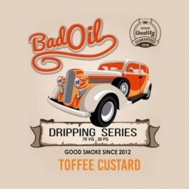 Toffee Custard 10ml Badoil (10 pièces)