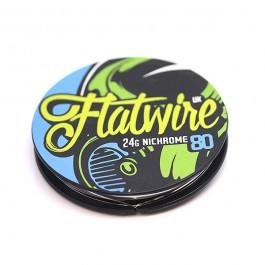 Nichrome N80 24 AWG FlatwireUK