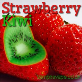 Strawberry Kiwi 10 ml Vampire Vape (5 pièces)