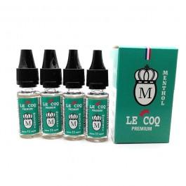 M. Menthe 4x10 ml Le Coq Premium