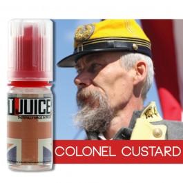 Concentré Colonel Custard T 10ml TJuice (10 pièces)