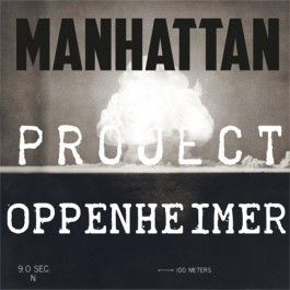 Oppenheimer 10ml Manhattan Project (10 pièces)