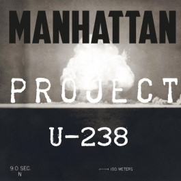 U-238 10ml Manhattan Project (10 pièces)