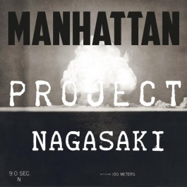 Nagasaki 10ml Manhattan Project (10 pièces)