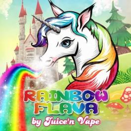 Concentré Rainbow Flava Juice'n Vape (10 pièces)