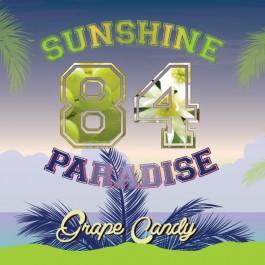 Concentré Grape Candy 30ml Sunshine Paradise (5 pièces)